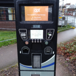 Parking charges in Telford